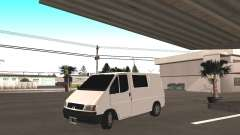 Renault Trafic for GTA San Andreas