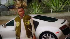Franklin v. 2 skin for GTA San Andreas