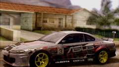Nissan S15 Asus Team for GTA San Andreas