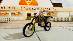 Kawasaki KLX 150 SE for GTA San Andreas