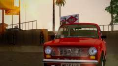 VAZ 21011 Export for GTA San Andreas