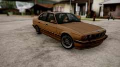 BMW M5 sedan for GTA San Andreas