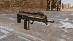 HK MP7 submachine gun for GTA 4