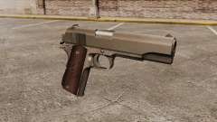 Colt M1911 pistol v5 for GTA 4