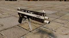 The MP5 submachine gun Head Crusher