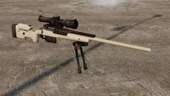Sniper rifle McMillan TAC-300