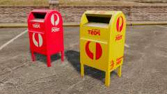 Mailboxes of Australia for GTA 4