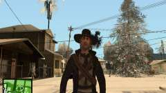 Ray Mccall of Call Of Juarez for GTA San Andreas