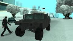 Hummer H1 from the game Resident Evil 5
