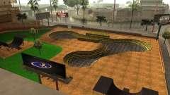 New BMX Park