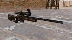 AI AWM sniper rifle