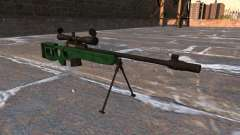 SV-98 sniper rifle for GTA 4