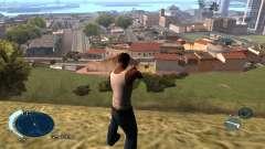 C-HUD Assasins Creed 3 III for GTA San Andreas