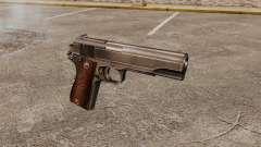 Colt M1911 pistol v4