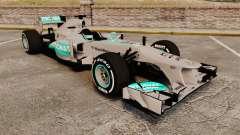 Mercedes AMG F1 W04 v5