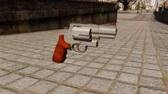 500ES S&W Magnum revolver.