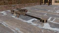 Barrett M95 sniper rifle for GTA 4