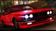 BMW E24 M635 1984