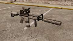 M4 carbine with silencer v2
