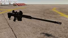 The Barrett M98B rifle