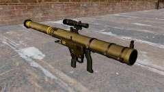 Mk153 SMAW shoulder grenade launcher Mod 0