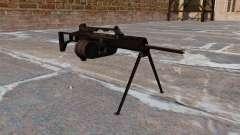 MG36 assault rifle
