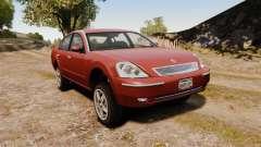 Pinnacle Off-road for GTA 4