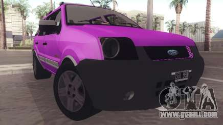 Ford EcoSport V2 for GTA San Andreas