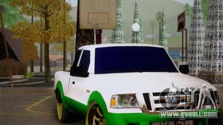 Ford Ranger 2005 for GTA San Andreas