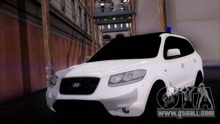Hyundai Santa Fe for GTA San Andreas
