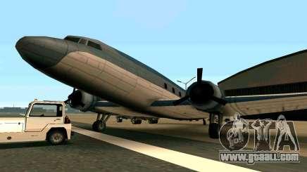 A United States aircraft for GTA San Andreas