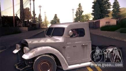 Rat Loader from GTA V for GTA San Andreas