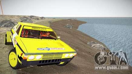 FSO Polonez 2500 Racing 1978 for GTA San Andreas