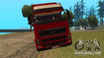 Volvo FH13 for GTA San Andreas