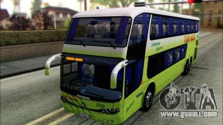 Marcopolo Paradiso G6 Tur-Bus for GTA San Andreas