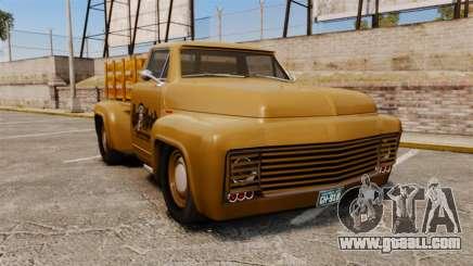 Hot Rod Truck Gas Monkey for GTA 4