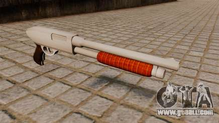 New shotgun for GTA 4