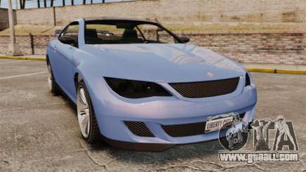 GTA V Zion XS Tuner for GTA 4