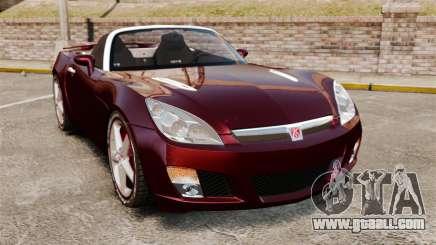 Saturn Sky Red Line Turbo for GTA 4