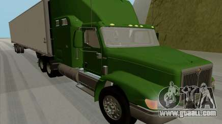 International 9400i Skyrise for GTA San Andreas