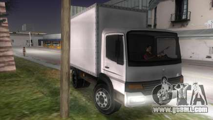 Mercedes Benz Atego for GTA Vice City