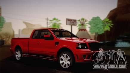 Saleen S331 Supercab 2008 for GTA San Andreas