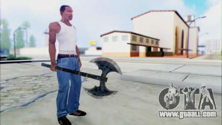 Axe Forge for GTA San Andreas