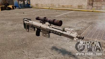 DSR sniper rifle for GTA 4