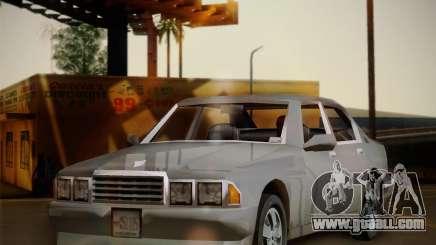 GTA III Kuruma for GTA San Andreas
