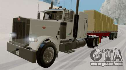 Peterbilt 379 Flat Top 2005 for GTA San Andreas
