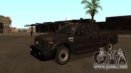 Ford F-350 ATTF for GTA San Andreas