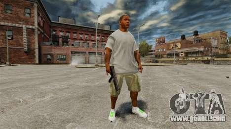 Franklin Clinton v3 for GTA 4