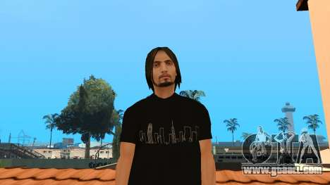 High-Quality Skin STAFF for GTA San Andreas