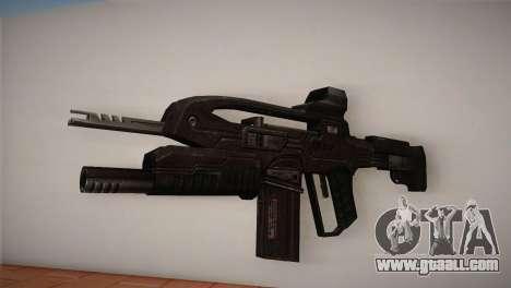 XM-586 for GTA San Andreas